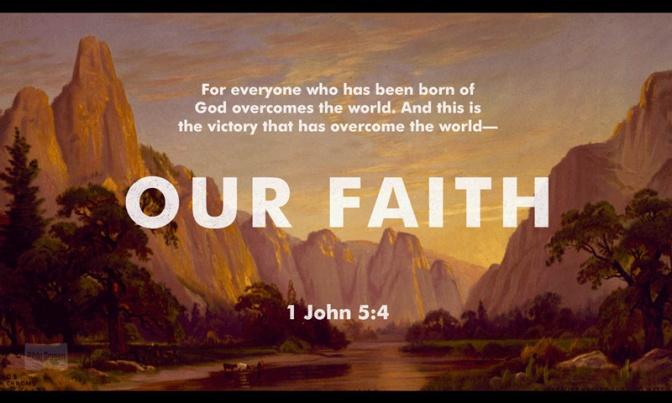 Devotion: Overcoming the Elijah Moments